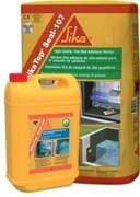 Хидроизолация двукомпонентна Top-Seal 107 (A+B) - 25 кг. сив (Sika)